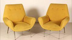 Alcune delle poltrone vintage di design e modernariato degli anni 50 e 60 disponibili sul nostro catalogo online: http://www.dimanoinmano.it/it/cs66/modernar...
