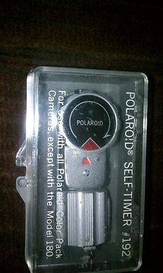 Polaroid self timer for sale on eBay