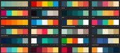 Oelemento que faz toda a diferença: a cor. Pode ser que você mande bem no design, mas nem tanto na direção de arte. Ou você está começando e quer uma ajudinha com composição de cores. Separamos 5 sites que fazem otrabalho de combinar cores e formar paletas temáticas por você.  1. Adobe Color CC (...)