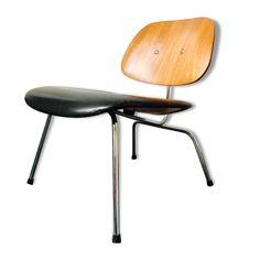 Chaise LCM Eames pour Herman Miller vendu par TOMANA - Quimper (29 - Finistère)…