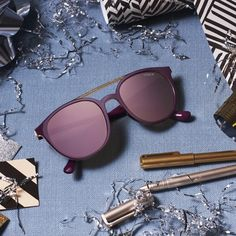 6985fa2988a8 Extra-bold Vogue Eyewear frames are the perfect present to save for  yourself this year.