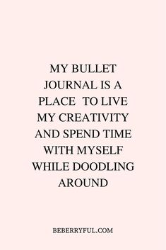 Why I love my bullet journal? Here are five reasons why I am addicted to it...#bulletjournal #inspiration #spreads #quotes