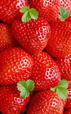Strawberry Wallpaper iPhone 6 - Best iPhone Wallpaper