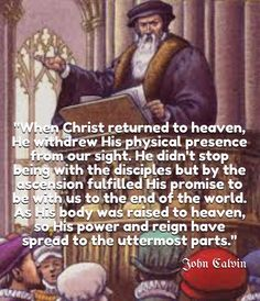 John Calvin (1509–1564) was an influential French theologian and pastor during the Protestant Reformation. He was a principal figure in the development of the system of Christian theology later called Calvinism. John Calvin was Martin Luther's successor as the preeminent Protestant theologian. Calvin made a powerful impact on the fundamental doctrines of Protestantism, and is widely credited as the most important figure in the second generation of the Protestant Reformation. Scripture Reading, Scripture Quotes, Bible Verses, John Calvin Quotes, Surrender To God, Protestant Reformation, Reformed Theology, In Christ Alone, Bible Truth