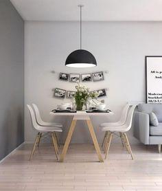 50+ Minimalist Dining Room Decorating Ideas