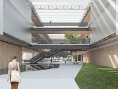 Landscaping Where To Start Key: 2146973611 Masterplan Architecture, Business Architecture, Architecture Company, Cultural Architecture, Education Architecture, Futuristic Architecture, Architecture Design, Landscaping Melbourne, Architecture Concept Drawings
