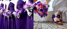 decoracion en color violeta - Buscar con Google