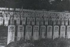 cemetery at Andersonville