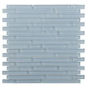 Pure Spa Mix Stick Glass Mosaic - shower accent
