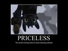 Astrid: *is falling* Toothless: *catches her* Hiccup: Didja get her?! Toothless: *Hmm, lemme check!*