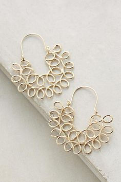 Anthropologie Ceres Hoops
