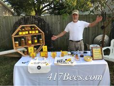Local Honey, Save The Bees, Beekeeping, Roots, Birthday Cake, Urban, Table Decorations, Future, Birthday Cakes
