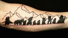 lotr tattoos - Google Search