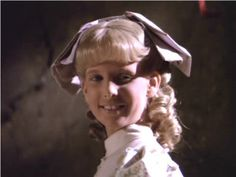 NANCY OLESON she was even meaner then nellie