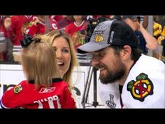 """Chicago Blackhawks - 2013 Stanley Cup Champions - YouTube """"a moment you'll never forget."""""""