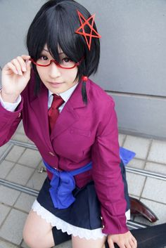 Corpse Party Cosplay Naho