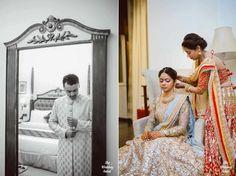 Makeup and Beauty - The Perfect Soulmates! Photos, Hindu Culture, Beige Color, Destination Wedding, Make Up, Bridal Makeup pictures, images, vendor credits - The Wedding Salad, WeddingPlz
