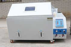 China Controlled Humidity Salt Spray Test Chamber / Salt Fog Chamber For Corrosion Resistance supplier Steel Frame, Storage Chest, Salt, Home Appliances, China, Furniture, Home Decor, House Appliances, Decoration Home