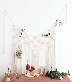 La Tavola Fine Linen Rental: Velvet Blush | Photography: Ashley Kelemen