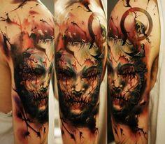 tatuaje mundo - Buscar con Google