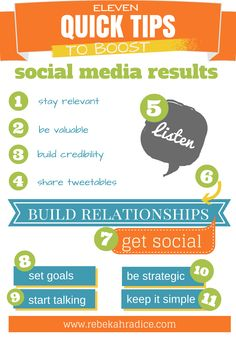 11 Incredibly Easy Ways to Improve Social Media Results