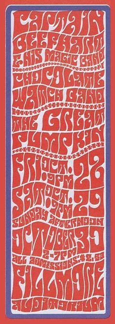 Fillmore Auditorium   Sheaff : ephemera