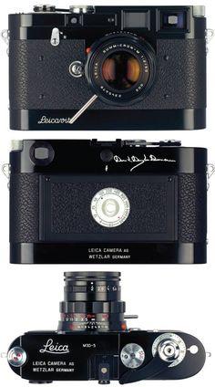 Leica M3D-5 David Douglas-Duncan Limited Edition