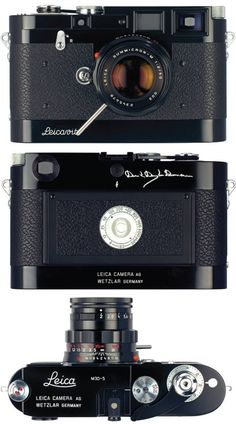 Leica M3D-5 Limited Edition Camera