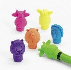 Zoo animal toppers