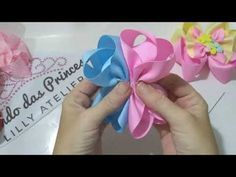 Diy Hair Bows Bow Hair Clips Flower Video Hair Bow Tutorial How To Make Ribbon Diy Hair Accessories Girls Bows Amigurumi Hairbows Making Hair Bows, Diy Hair Bows, Diy Bow, Bow Hair Clips, Flower Hair Clips, Ribbon Crafts, Ribbon Bows, Hair Bow Tutorial, Flower Video