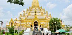 Tour Myanma Yangon - Bago - Thanlyin Vùng Đất Huyền Bí 5N4D