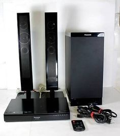 home theater 2 1. awesome panasonic 2.1 channel home theater system model sc-htb350 bluetooth compatible - for sale 2 1 s