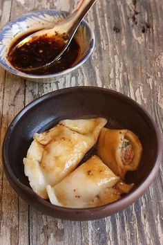 gluten free dumplings! Gluten-Free Asian Dumpling Dough: Uses Beyond Pot Stickers from #vietworldkitchen