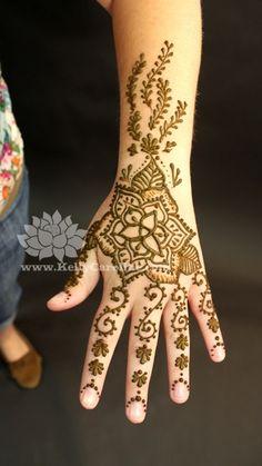 O que e tatuagem de Henna 02