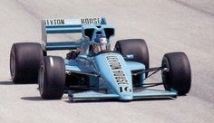 1987 March 871 - Ford (Ivan Capelli)