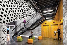 Jack Esterson Designs Film and Video Department for Pratt | Projects | Interior Design