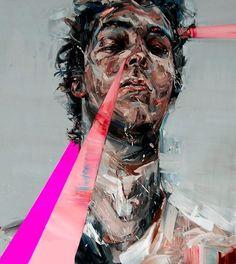 Andrew Salgado - London, UK Artist - Painters - Artistaday.com