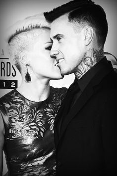 P!nk and Carey. Such an amazing couple ♥