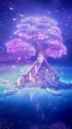 Whats Wallpaper, Look Wallpaper, Cute Galaxy Wallpaper, Night Sky Wallpaper, Anime Scenery Wallpaper, Fantasy Art Landscapes, Fantasy Landscape, Fantasy Artwork, Fantasy Background