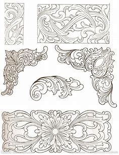 image about Printable Wood Carving Patterns named 249 Ideal Woodworking assignments pics inside 2018 Wooden carving