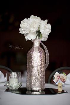 Flowers + glitter  Wedding Photography | legacytheblog.com » Photography blog of Amy Oyler, Legacy Photo and Design Rapid City South Dakota »