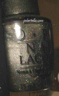 #OPI Is That Silva Magnetic #Skyfall nail polish - Click thru for #review and #swatches #nailart #nails #notd #nailpolishbloggers #nailbloggers #beautybloggers #bbloggers #bbcoalition via @Polarbelle