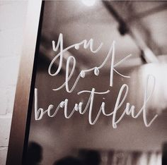 Just a friendly reminder . Just a friendly reminder . You Look Beautiful, Beautiful Words, Words Quotes, Me Quotes, Sayings, Positive Vibes, Positive Quotes, Quote Aesthetic, Aesthetic Iphone Wallpaper