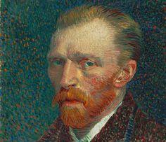 Was van Gogh Killed? New Research Says He Was Shot Vincent van Gogh, Self-Portrait via: Wikipedia Vincent Van Gogh, Bob Marley, Doctor Faustus, Van Gogh Self Portrait, Rembrandt Paintings, Oil Paintings, Berthe Morisot, Portrait Pictures, Portraits