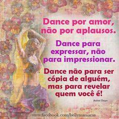 Frases de Dança do Ventre