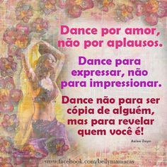Frases de Dança do Ventre