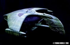 The prettiest warbird refined dilithium can buy.