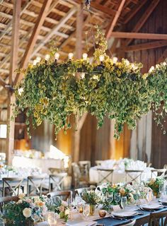 These chandeliers bring the outdoors in | Brides.com