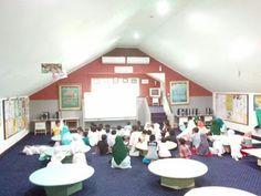 Perpustakaan Bunga Bangsa ƸӜƷ: Kegiatan Class Meeting siswa kelas 1