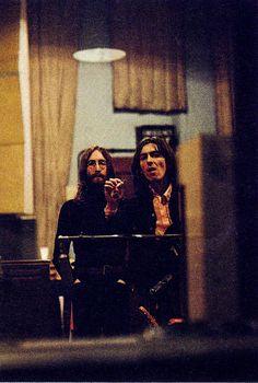 ♥♥John W. O. Lennon♥♥  ♥♥♥♥George H. Harrison♥♥♥♥